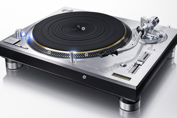 The New Technics SL-1200 is Coming Soon