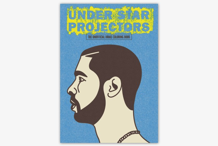 You Can Own a Drake Coloring Book