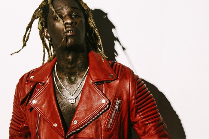 "Young Thug Links with Fetty Wap, Lil Uzi Vert and Quavo for ""Fetti"" and ""F Cancer"""