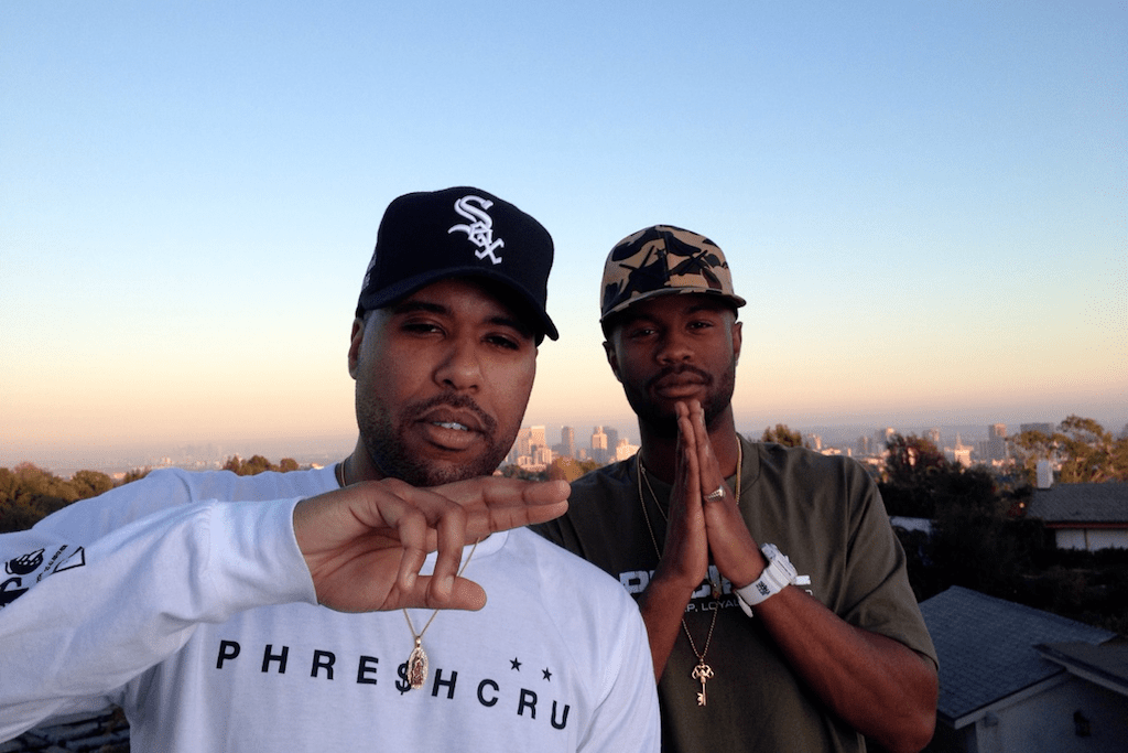 """Casey Veggies and Dom Kennedy Connect on """"Pop Off"""""""