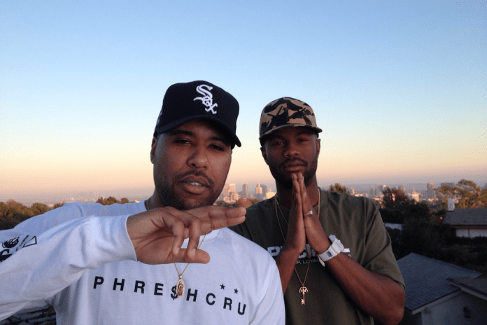 "Casey Veggies and Dom Kennedy Connect on ""Pop Off"""