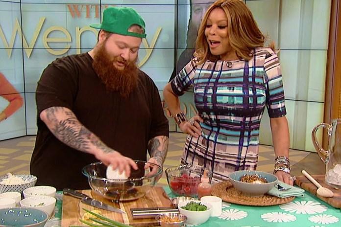 Action Bronson Makes Tuna Poke & Morir Soñando on 'The Wendy Show'