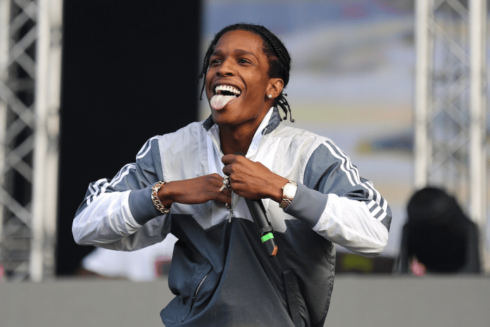 "A$AP Rocky Announces ""Wavy Wednesdays"""