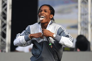 "A$AP Rocky Announces ""Wavy Wednesdays"""