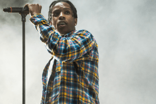 A$AP Rocky Reportedly Attacked in New Zealand Elevator