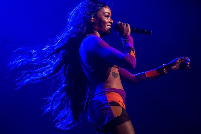 "Azealia Banks Drops ""The Big Big Beat"""