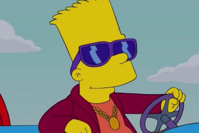"Bart Simpson Lives It up to Drake's ""Started From The Bottom"" on 'The Simpsons'"