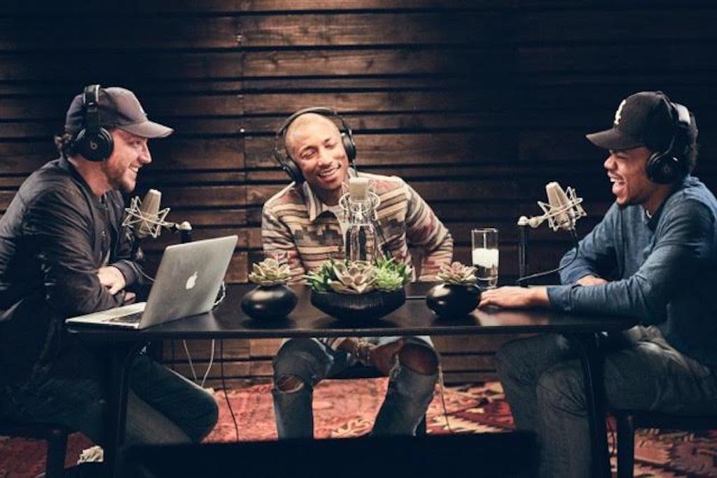 Chance The Rapper & Pharrell Talk About Obama Internships and Fatherhood on OTHERtone