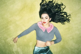 "Charli XCX Debuts New Andrew Wyatt (Miike Snow) Collab ""Too Many Omens"""
