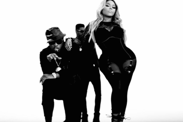 "Diddy & Lil' Kim Share ""Auction"" Music Video"