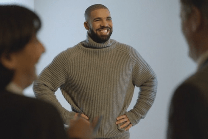 "Watch Drake's ""Hotline Bling"" Parody Commercial for Super Bowl Sunday"