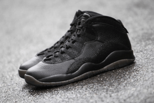 "Release Date Announced for Drake's ""Black"" OVO Air Jordan X"