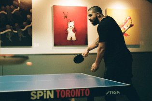 Drake to Battle Reggie Miller in Ping-Pong at NBA AllStar Weekend 2016