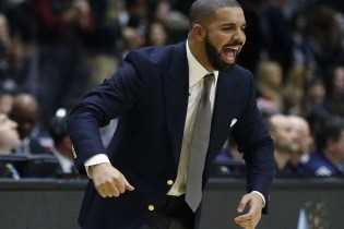 Drake Helped Team Canada Win NBA All-Star Celebrity Game Against Team USA