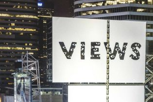 There's A Huge 'Views From the 6ix' Billboard In Toronto Right Now
