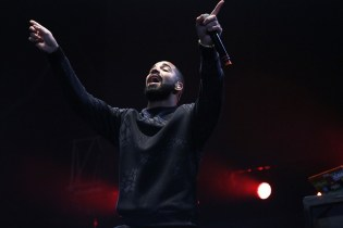 "Drake & Noah ""40"" Shebib Are in the ""Home Stretch"" of Recording"