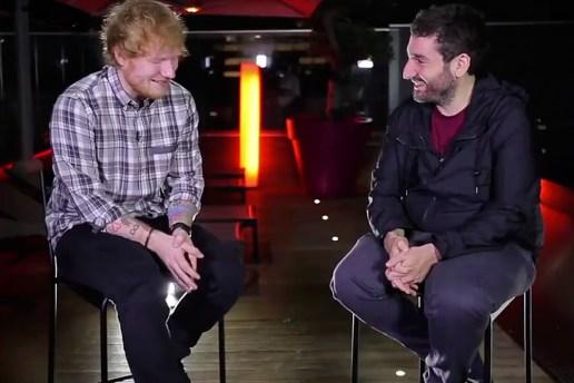 """Ed Sheeran Covers Eminem's """"Criminal"""""""