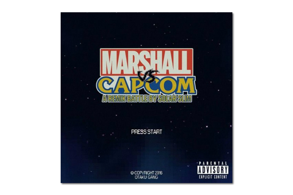 Eminem and Street Fighter Join Forces on 'Marshall vs. Capcom' Mixtape