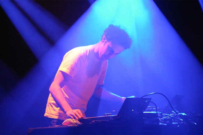 "Four Tet Shares Remix of Oneohtrix Point Never's ""Sticky Drama"""