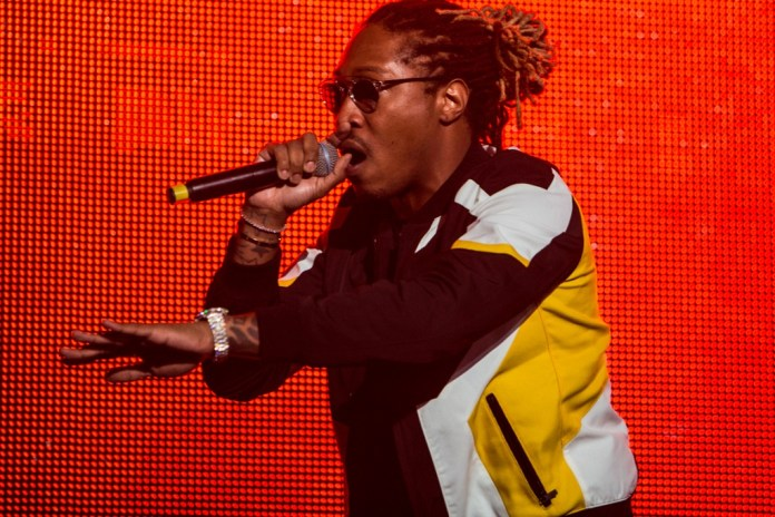 "Future Has ""3 Albums+ of RnB Bangers"" Ready to Drop"