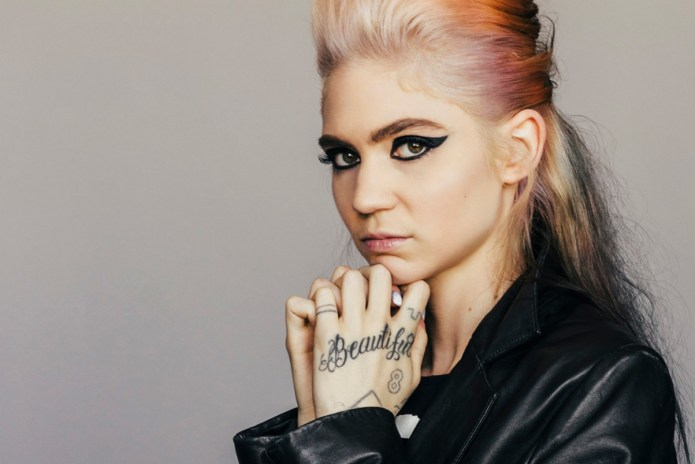"Grimes Covers Franz Schubert's ""Ave Maria"""