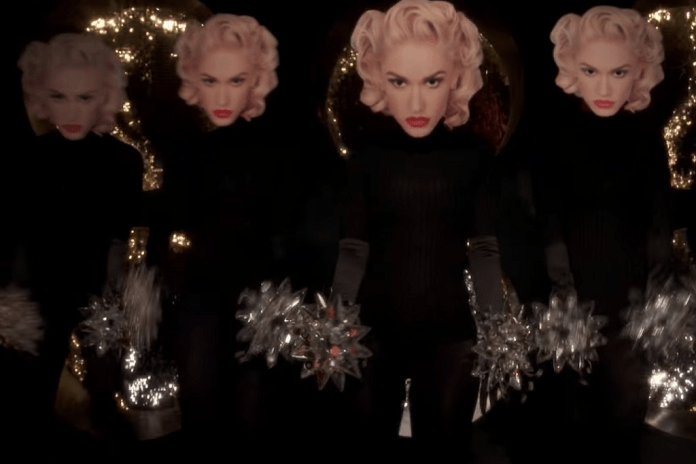 """Gwen Stefani Unveils Video for New Single """"Make Me Like You"""""""
