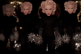 "Gwen Stefani Unveils Video for New Single ""Make Me Like You"""