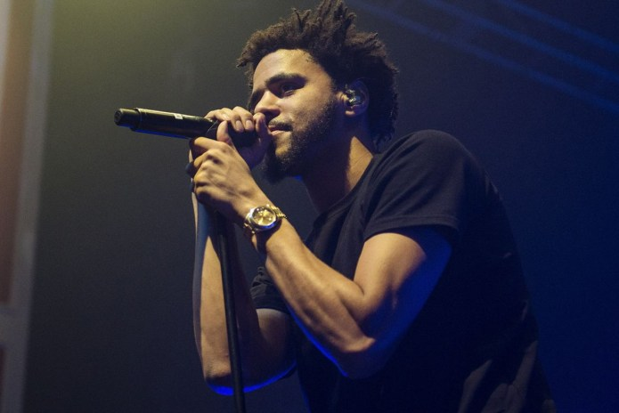 J. Cole Will Bring Barack Obama to Upcoming Performance
