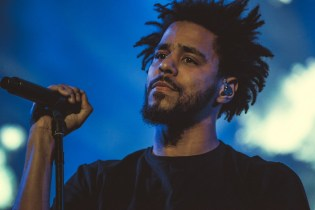 "J. Cole Performs The Notorious B.I.G.'s ""Hypnotize"""