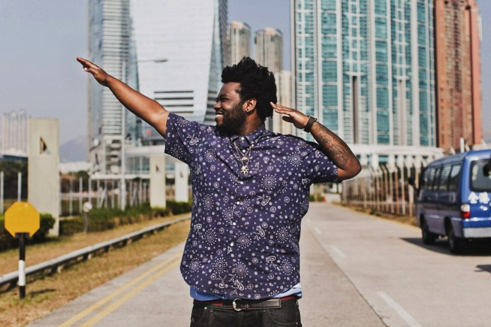 "James Fauntleroy Tells You ""How To Survive In A World"""