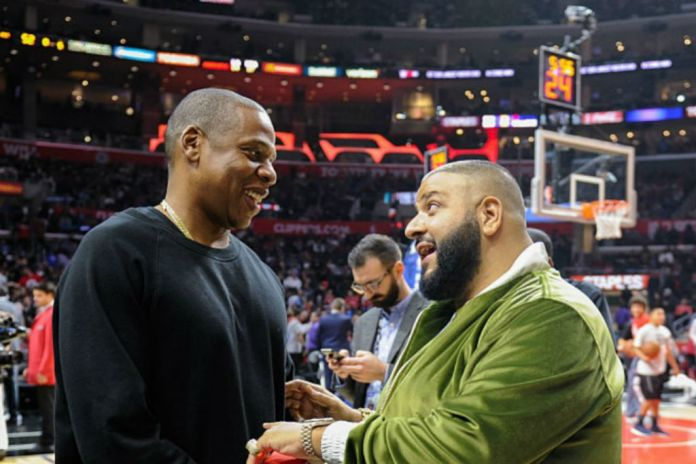 JAY Z Is Now DJ Khaled's Manager