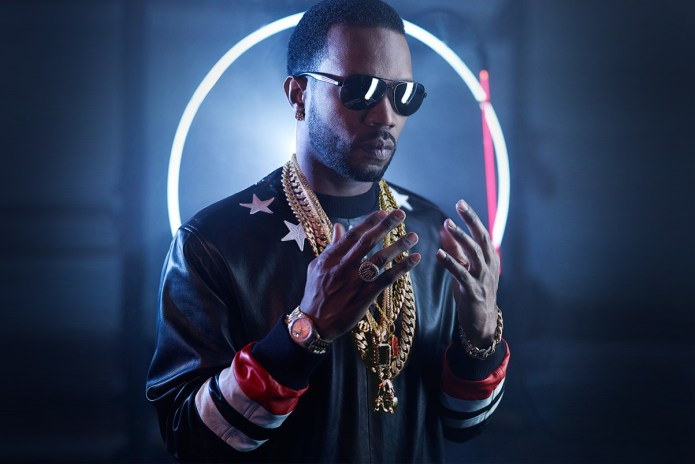 """Juicy J Previews New Song Featuring Travi$ Scott, """"No English"""""""