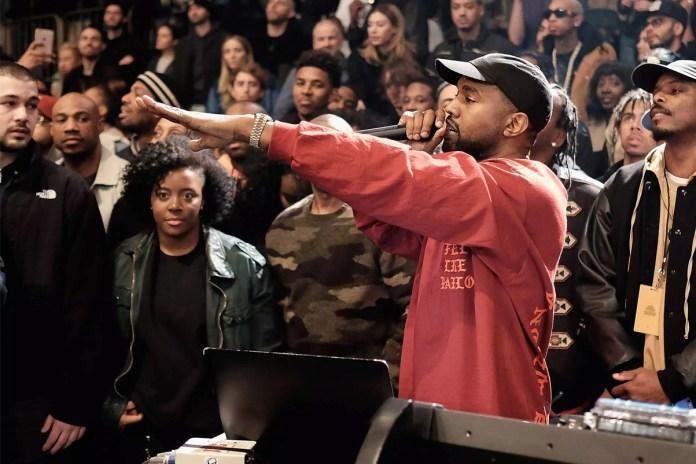 Kanye West Claps Back at Bob Ezrin