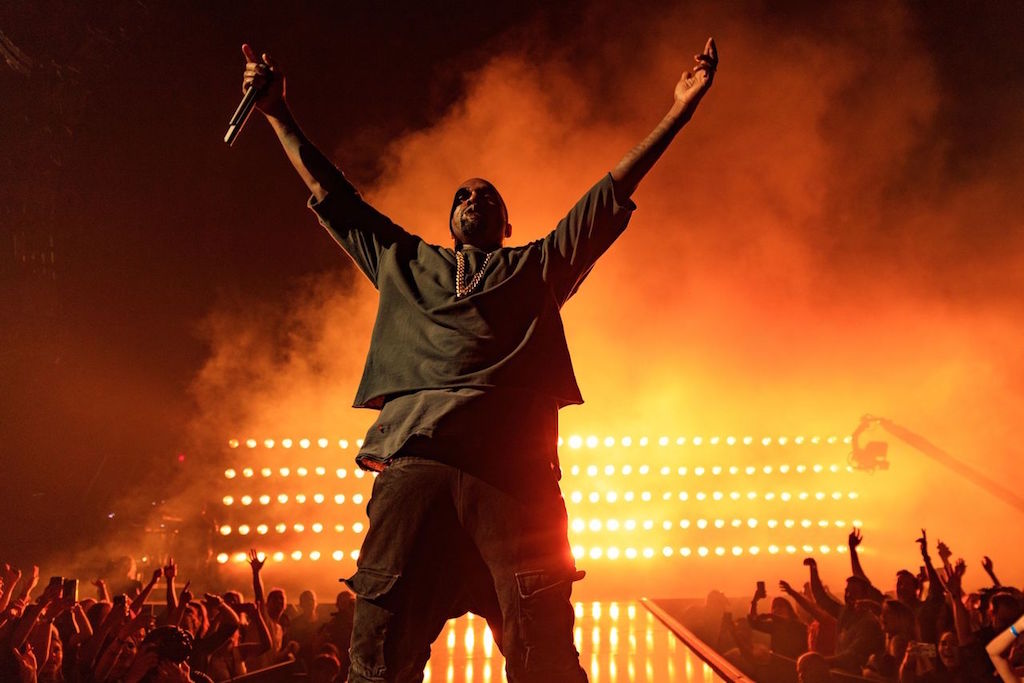 Tickets for Kanye West's 'WAVES' Debut Show Go on Sale Today