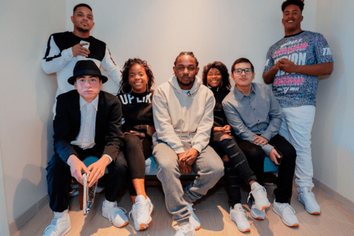 Kendrick Lamar Inspiring Compton High Schoolers, Takes Them on Field Trip to The Grammys
