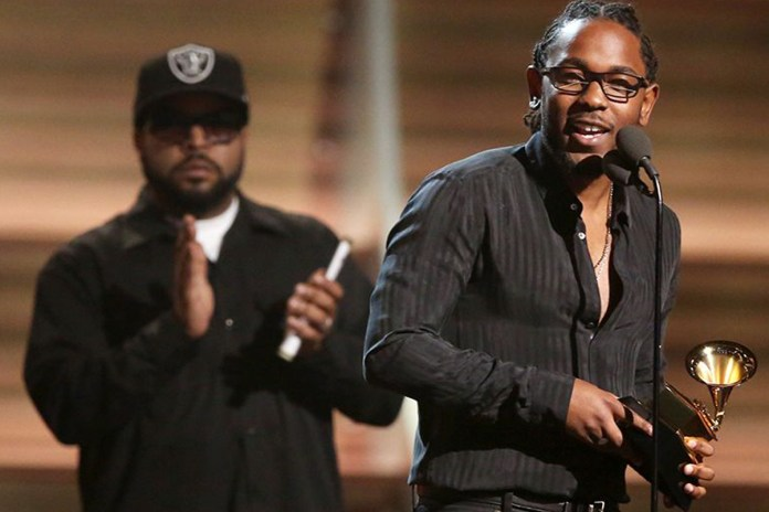 "Kendrick Lamar, Ice Cube & Funkadelic Share ""Ain't That Funkin' Kinda Hard on You?"" Remix"