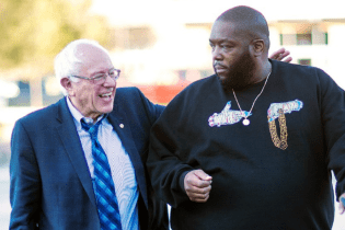 Killer Mike Slams Hillary Clinton's Reaction to Black Lives Matter Activists