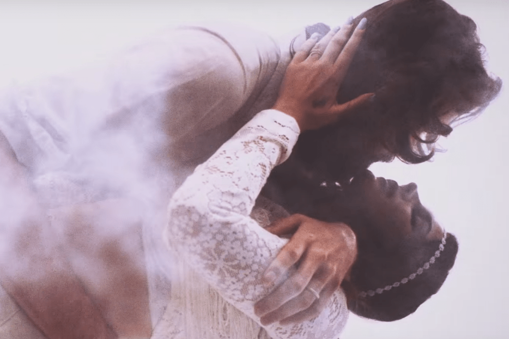 """Lana Del Rey Gets Intimate with Father John Misty In Their """"Freak"""" Video"""