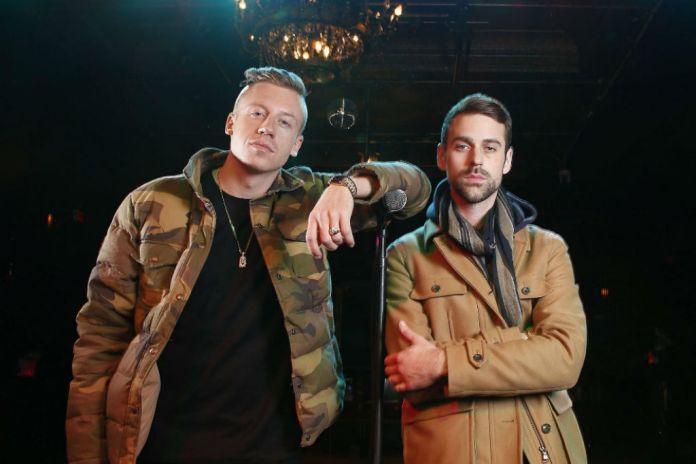 """Macklemore & Ryan Lewis Share """"Spoons"""" featuring Ryan Bedard"""