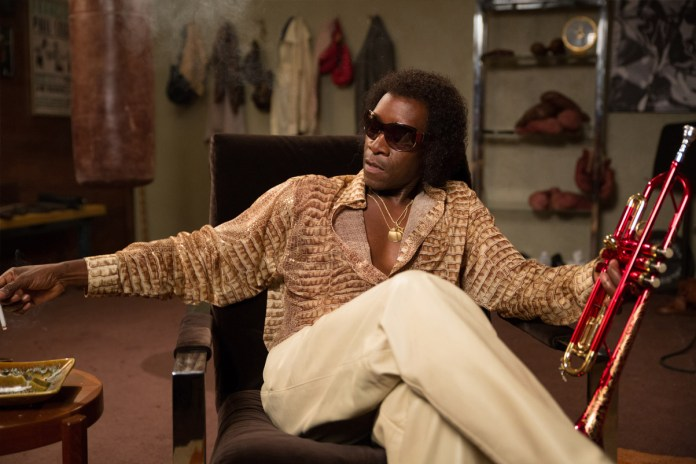 Don Cheadle Portrays Miles Davis in New 'Miles Ahead' Trailer