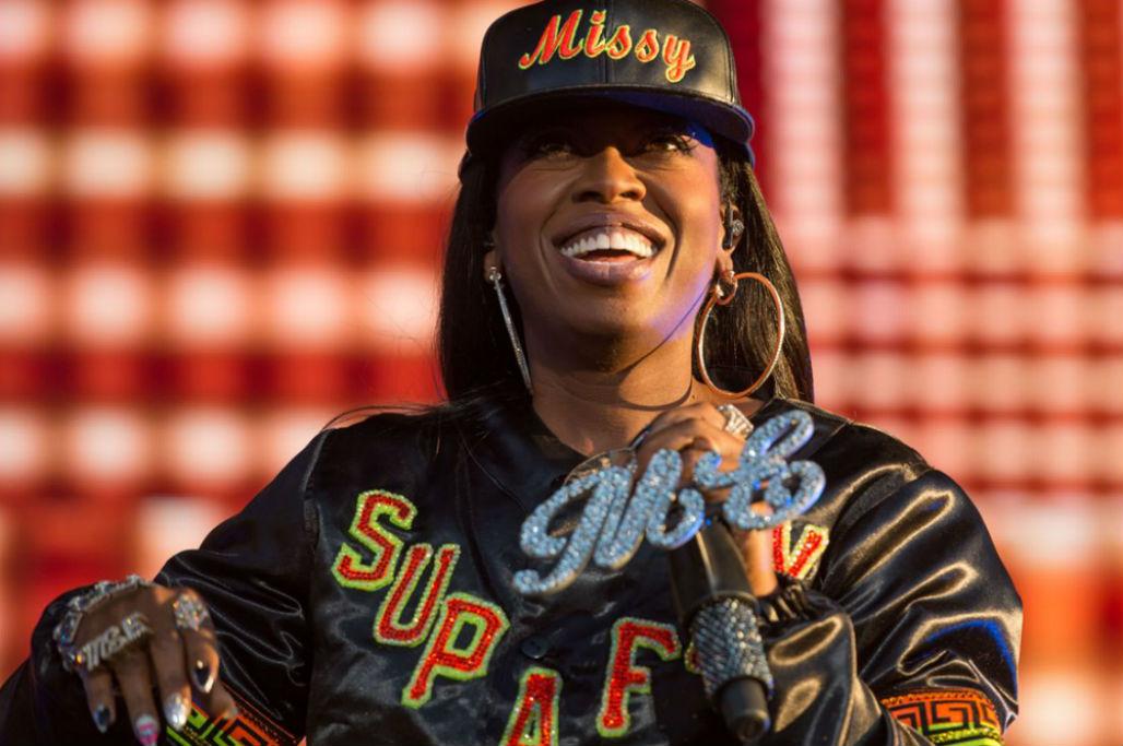 "Missy Elliott Returns with New Single ""Pep Rally"""