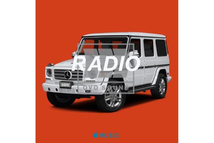 Oliver El-Khatib Presented a Kanye West Tribute Mix on OVO Sound Radio
