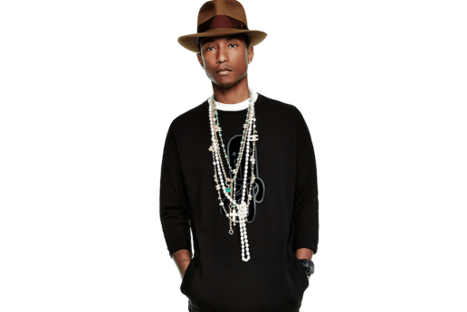 Pharrell Is Now Co-Owner of G-Star RAW