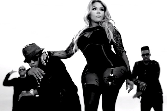 "Puff Daddy, Lil' Kim, Styles P & King Los Unite for ""Auction"" Video"