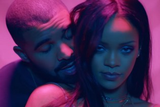 "Rihanna & Drake Get up Close & Personal for Two ""Work"" Videos"