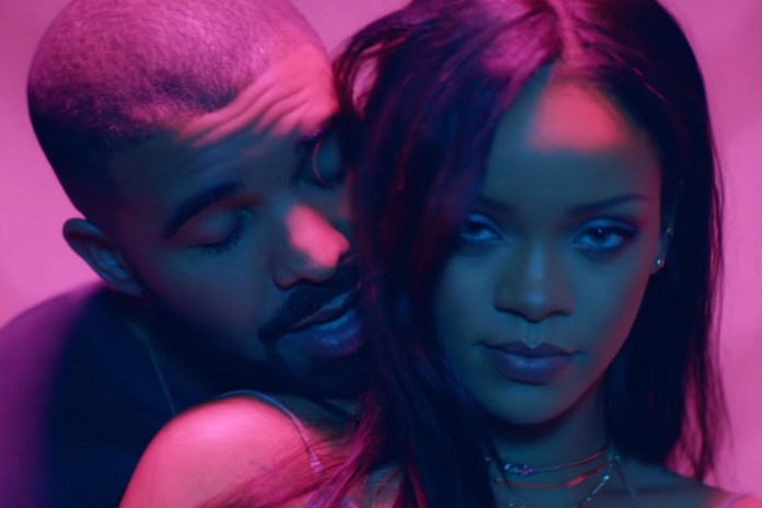 """Rihanna & Drake Get up Close & Personal for Two """"Work"""" Videos"""