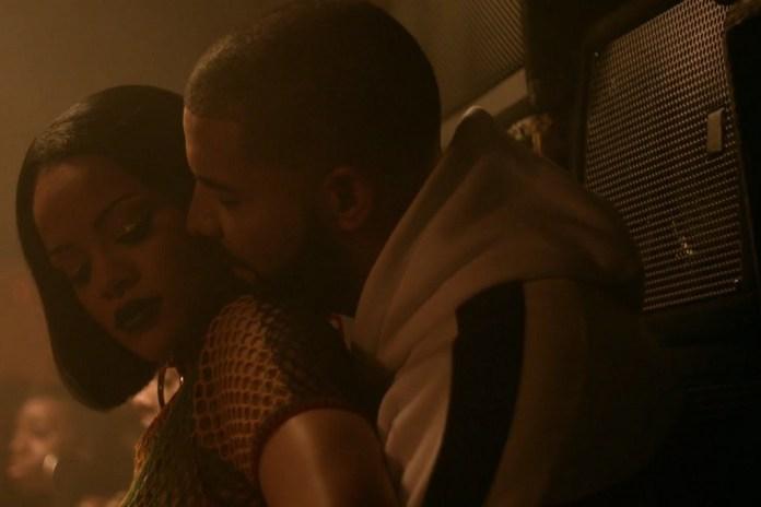 "Preview Rihanna & Drake's ""Work"" Video"