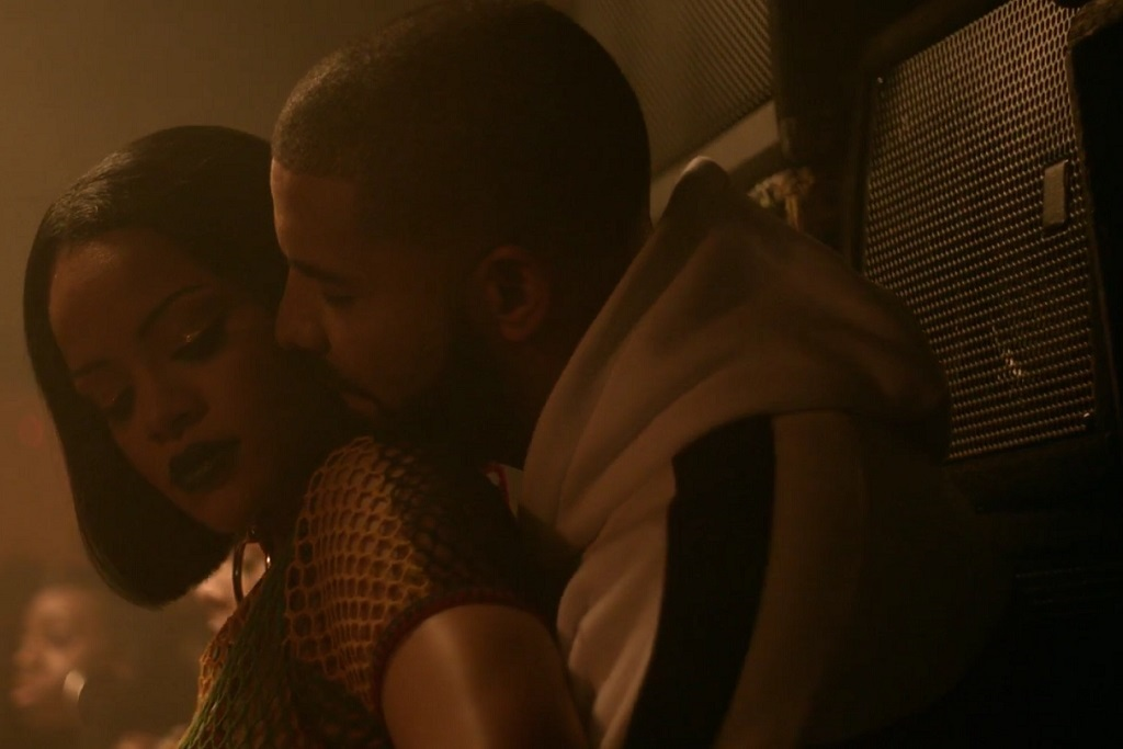 "Preview Rihanna & Drake's ""Work"" Video"