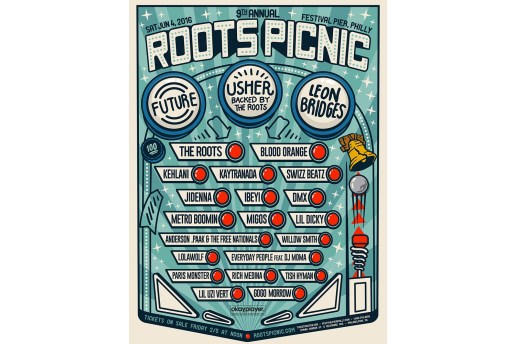 Check Out This Year's 9th Annual 'Roots Picnic' Lineup