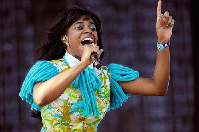 "Santigold Drops Electric New Single ""Banshee"""